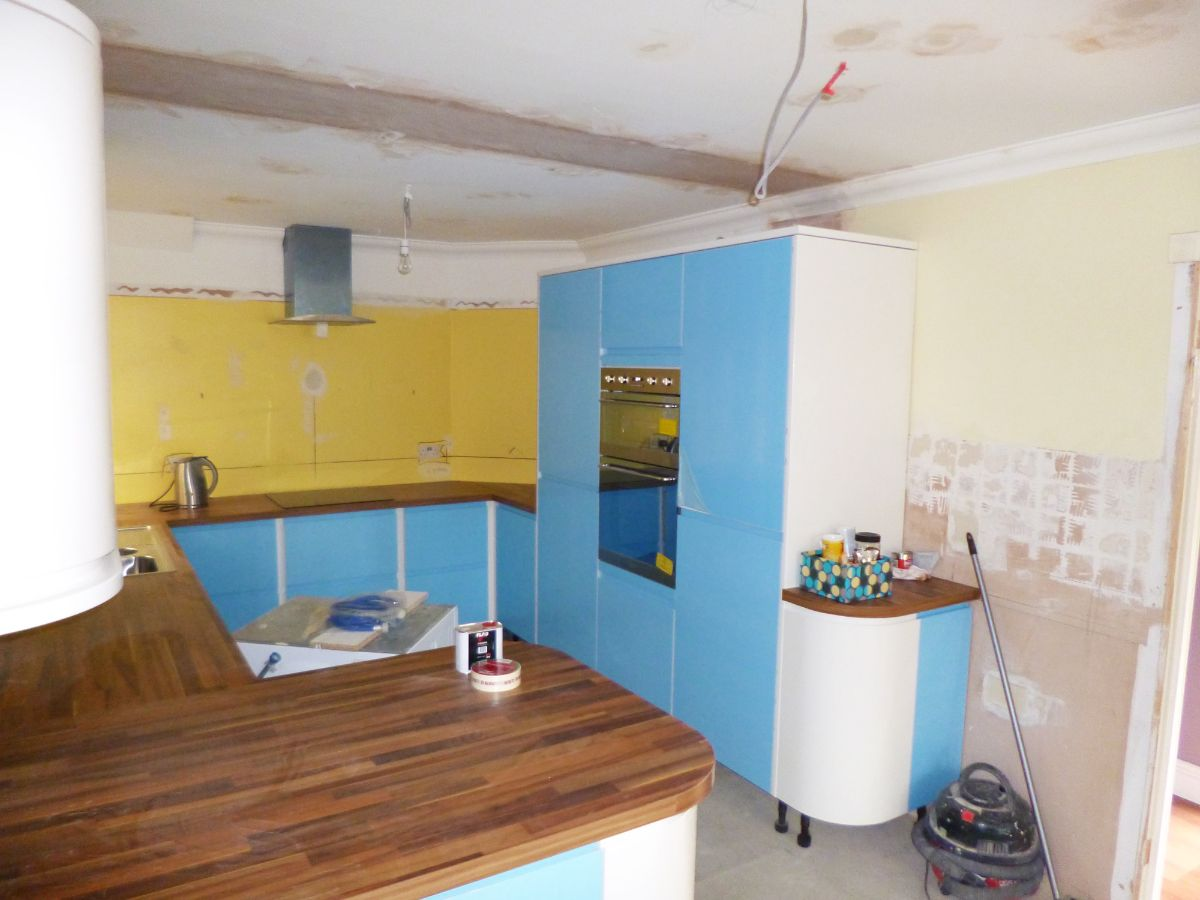 Westcliff Kitchen and Garage Conversion | Cannon Property Renovations
