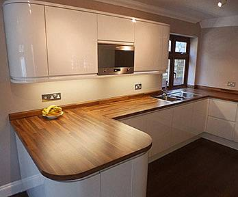 Westcliff Kitchen and Garage Conversion