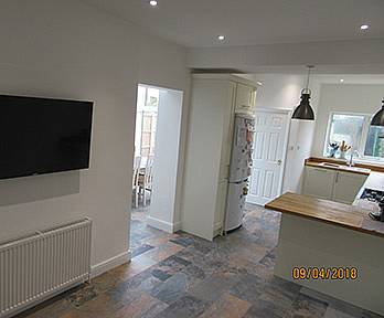 Kitchen Renovation - Southend-on-Sea